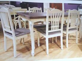 Heritage dining room set on offer