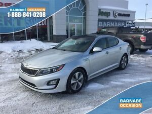 2014 Kia Optima Hybrid hybrid toit panoramique navigation
