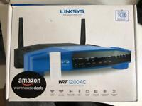 Linksys WRT1200AC Wireless Router
