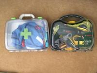 ELC Doctors kit and builders case