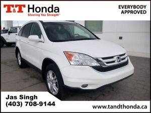 2010 Honda CR-V EX-L No Accidents, Heated Seats, Leather *