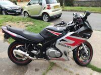 Suzuki GS500 FK5, Motorcycle, motorbike