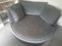 Set of sofas and armchair need to go asap open to offers