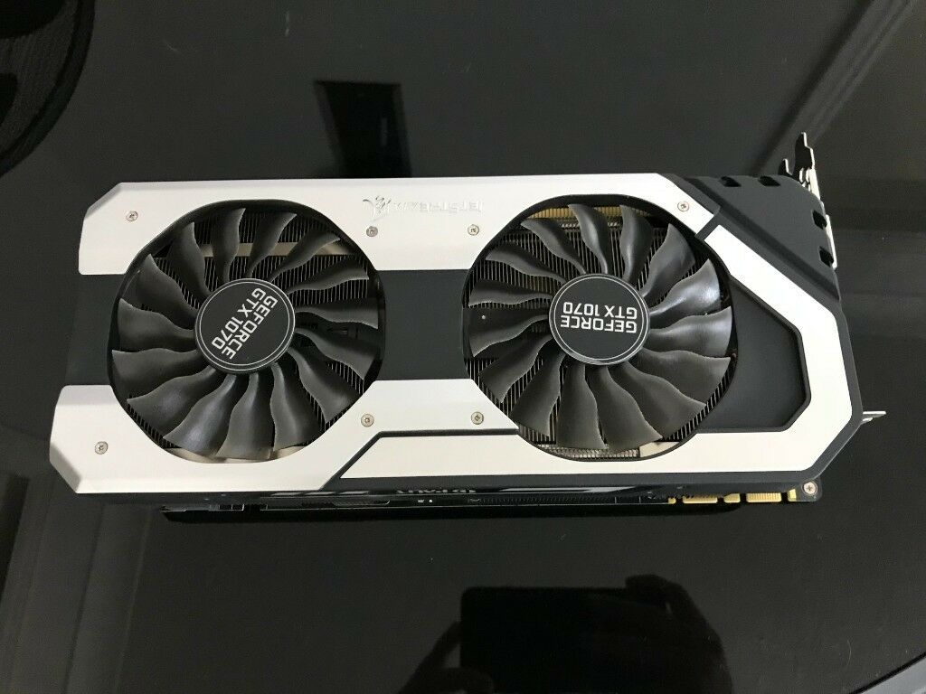 Palit Geforce GTX 1070ti
