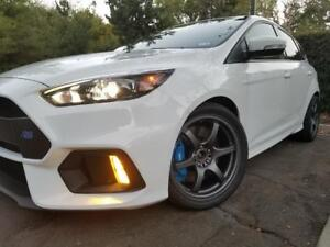 "18"" Gram Light 57CR / 57DR Ford Focus ST / RS Fitment ***Wheelsco***"