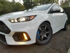 "18"" Gram Light 57CR / 57DR Ford Focus ST / Focus RS Fitment ***Wheelsco***"