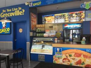 Atlantic Canada's #1 Pizza Franchise Greco Pizza Approved Location in St. John's and Mount Pearl, NL