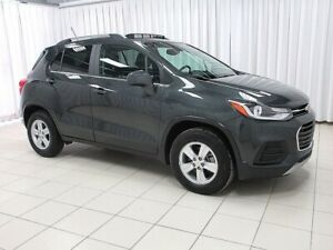 2018 Chevrolet Trax A NEW ADVENTURE IS CALLING!! LT AWD SUV w/ B