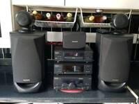Technics mash stereo
