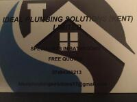 Ideal plumbing solutions (kent) limited