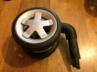 Quinny Buzz Xtra SPARES Seat cover/Harness pads/Front wheel various prices