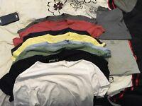 10 Next crew medium men's t-shirts