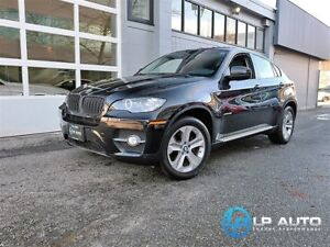 2011 BMW X6 xDrive35i! Only 53000kms! Easy Approvals!