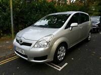 2007 Toyota Corolla Verso - Seven Seater - 1 Year MOT - Drives Great