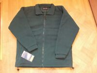 brand new Regatta fleeces and Dickies Redhawk workwear navy trousers