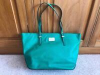 Gorgeous green Nine West handbag