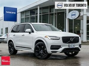 2017 Volvo XC90 T8 PHEV AWD Inscription *Vision, Clim, Conv, HUD