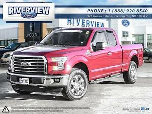 2015 Ford F-150 XTR SUPERCAB 4x4