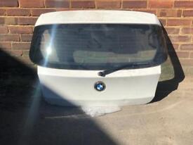 BMW 1-Series boot lid