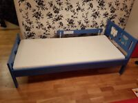 ikea kids / children beds with mattresses and sheets etc..