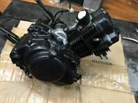 HONDA CBF 125 ENGINE 2014-2016