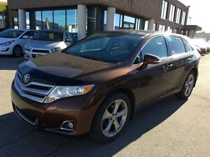 2013 Toyota Venza V6 WITH LEATHER & MOONROOF