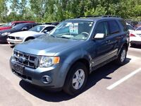 2012 Ford Escape XLT / LEATHER / MOONROOF / SYNC