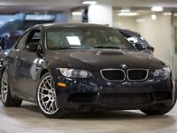 2012 BMW M3 COUPE, SPORT PKG, NO ACCIDENT, 1 OWNER CAR