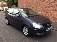 2006 VOLKSWAGEN POLO S 5DOOR HATCH BACK 1.2 CC