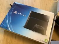 Sony PlayStation 4 for parts/not working