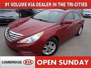 2013 Hyundai Sonata GLS / SUNROOF / ALLOY WHEELS