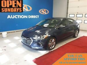 2017 Hyundai Elantra SUNROOF! ALLOYS! FINANCE NOW!
