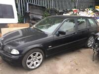 Bmw 320d msport 2001 breaking for parts