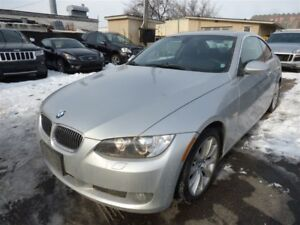 2007 BMW 328 i & LEATHER & SUNROOF & COUPE & CERTIFIED
