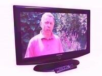 """Samsung 32"""" HD LCD Television Freeview"""
