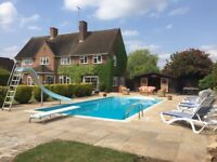 New Inn House Self Catering holiday Home Farmhouse Stratford Upon Avon Cotswolds Warks Worcs
