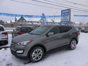 2013 Hyundai Santa Fe Sport 2.0T Limited LIMITED - LEATHER & ROO