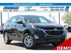 2018 Chevrolet Equinox LS 1.5T *REMOTE START,HEATED SEATS*