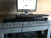 Dell PowerEdge R320 Rack mount 1u Server