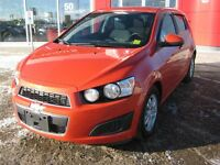 2012 Chevrolet Sonic LS   CLEAN CARPROOF!   Great on gas