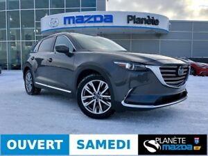 2016 MAZDA CX-9 AWD Signature CUIR  TOIT HITCH MAGS