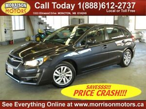 2015 Subaru Impreza 2.0i Touring Package AWD