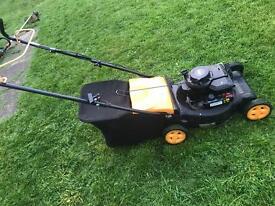Petrol Mcculloch Lawn Mower For Sale