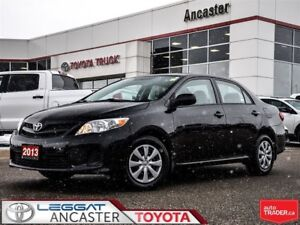 2013 Toyota Corolla CE- ENHANCED CONVENIENCE PACKAGE