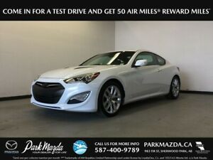 2016 Hyundai Genesis Coupe 3.8 RWD - Bluetooth, NAV, Backup Cam,