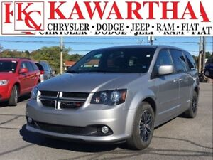 2017 Dodge Grand Caravan GT*STOW N' GO*LEATHER*HEATED SEATS/STEE