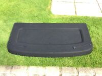 Focus parcel shelf