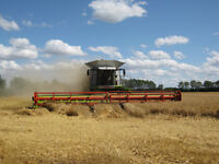 Experienced Combine Driver Required