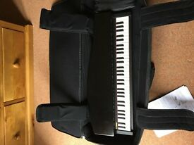 """Korg Micro piano. Excellent condition, """"Natural Touch"""" mini keyboard, as new"""