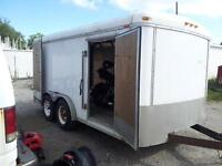 for sale cargo trailer !!